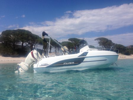 Location BENETEAU Flyer 5.5 Sun Deck Porto Vecchio