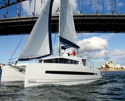 Acheter Voilier Catamaran Bali Corse