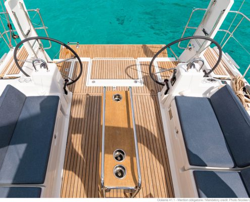 Acheter voilier beneteau oceanis Corse