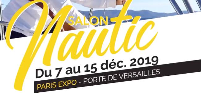 Salon nautique de Paris 2019